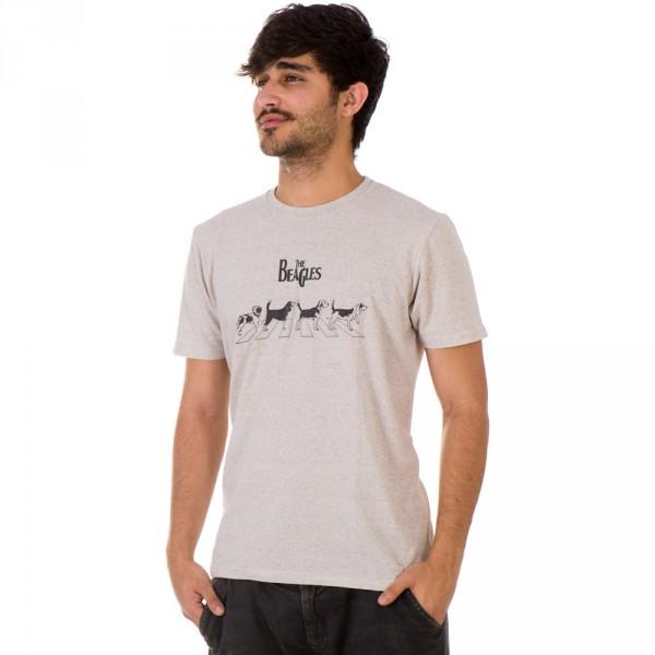 Camiseta Masculina: The Beagles