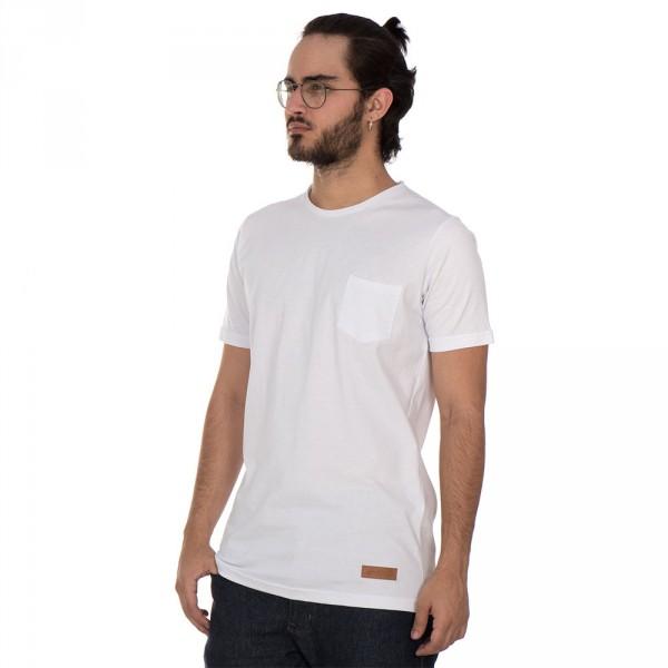 t-shirt - minimal com bolso