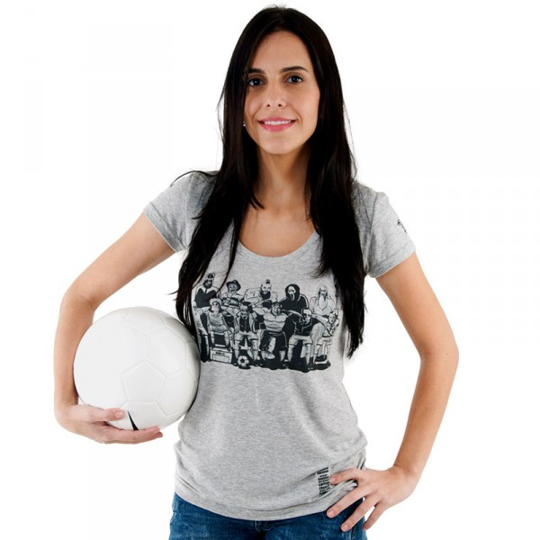 Long-Baby-Look: Vilões Futebol Clube