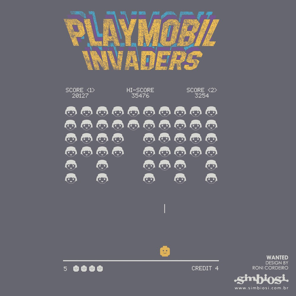 playmobil invaders