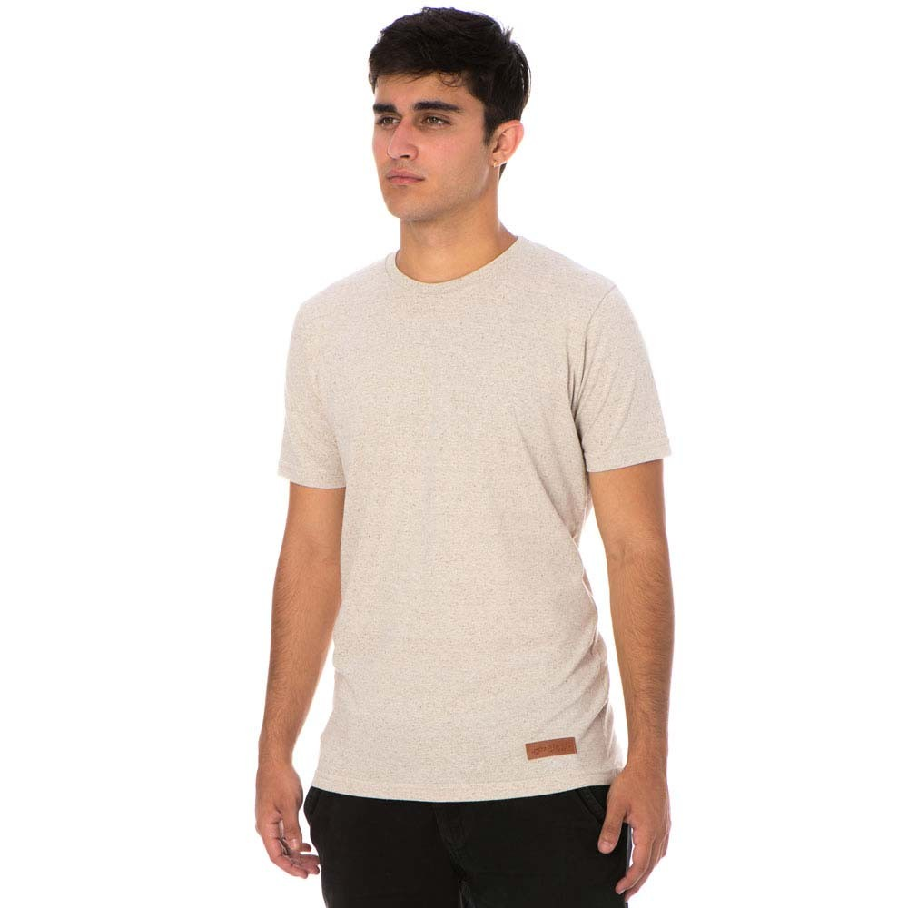 t-shirt minimal bege