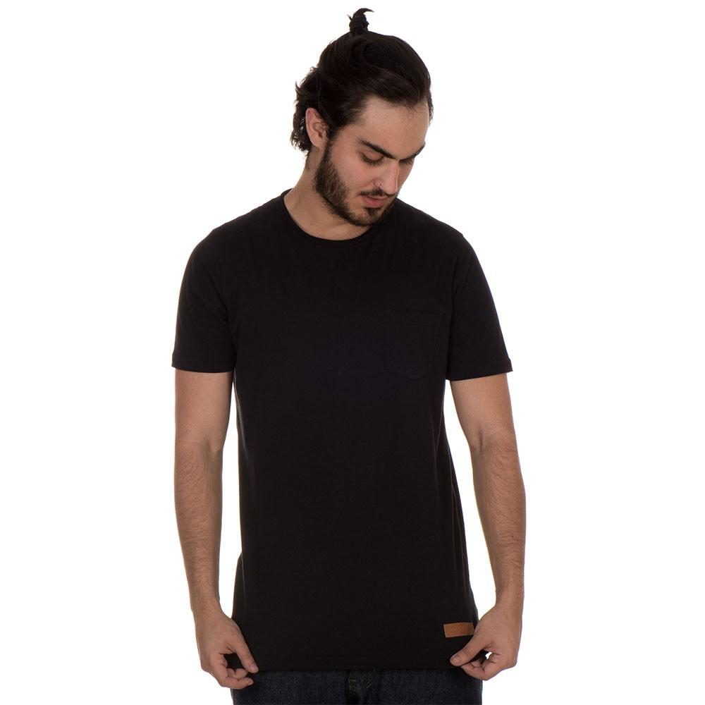 t-shirt - minimal c/ bolso