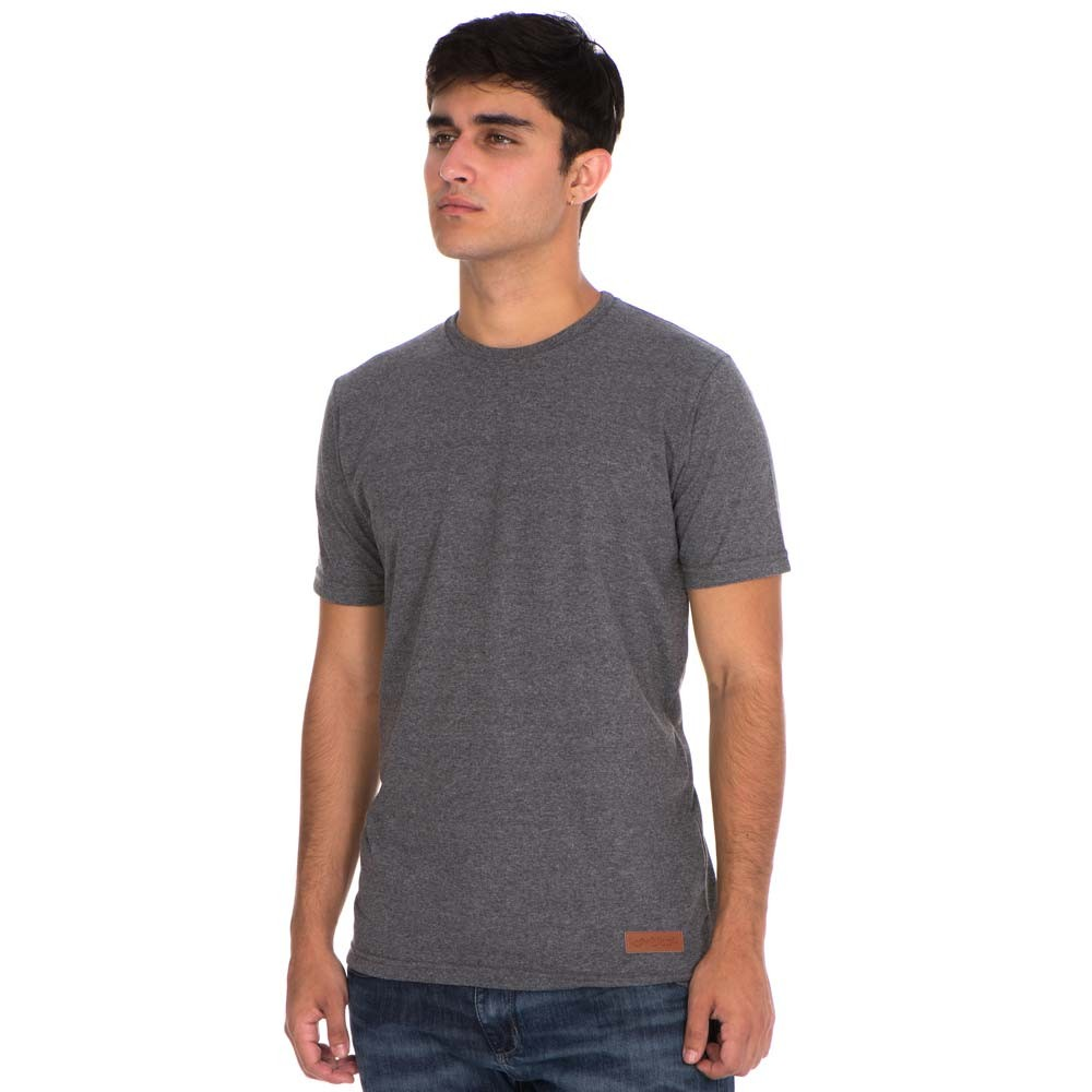 t-shirt minimal grafite
