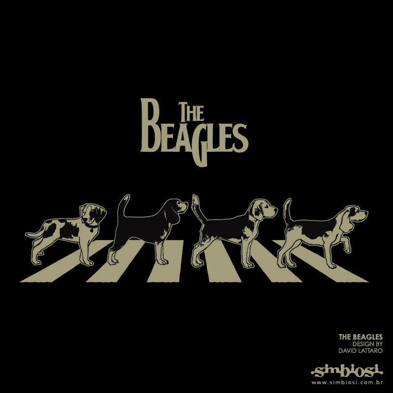 the beagles (black edition)