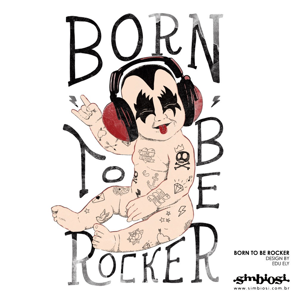 born to be rocker