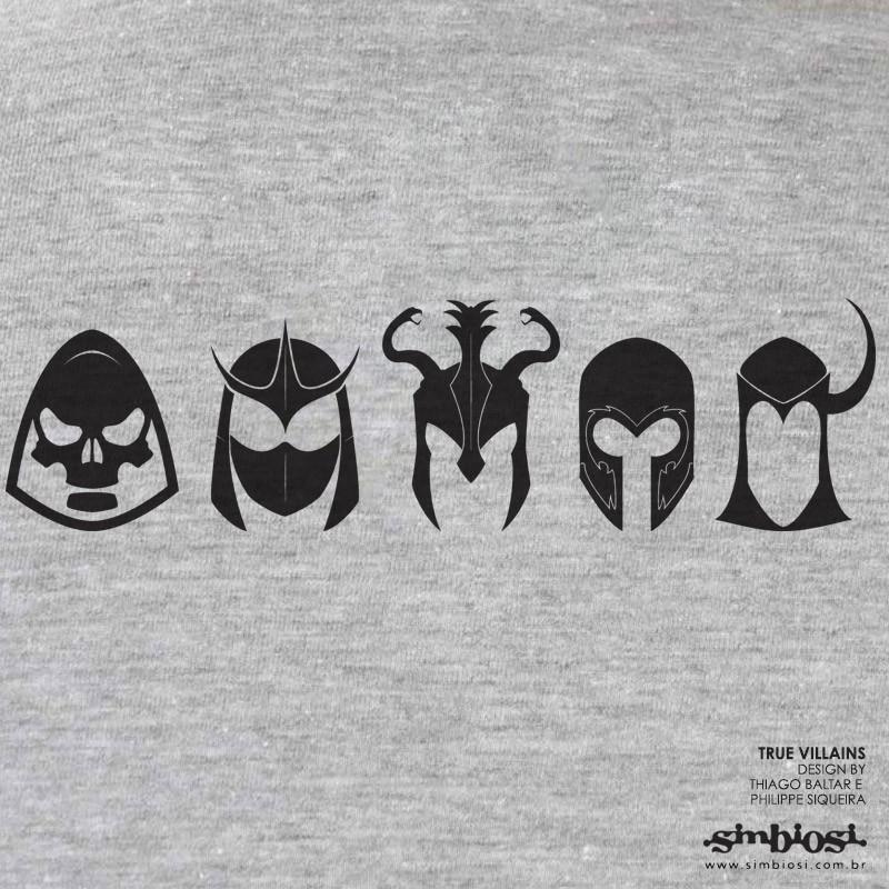 true villains